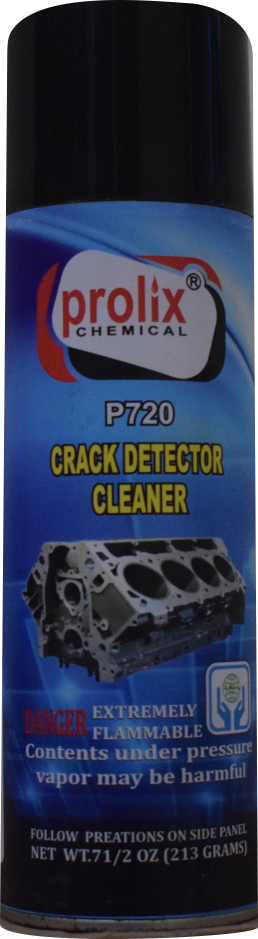 Crack Detector Cleaner