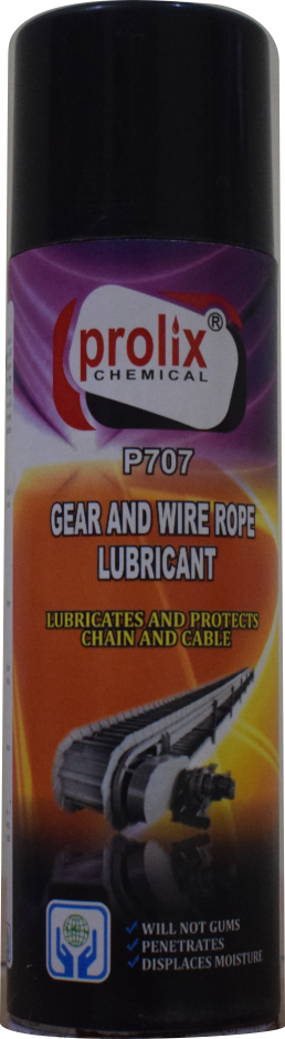 Gear And Wire Rope Lubricant
