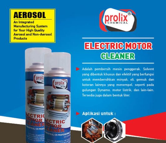 Electric Motor Cleaner